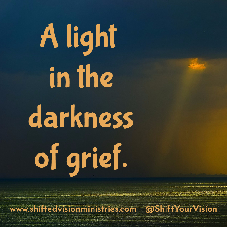 A Light in the Darkness of Grief